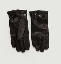Nicolas Leather Gloves