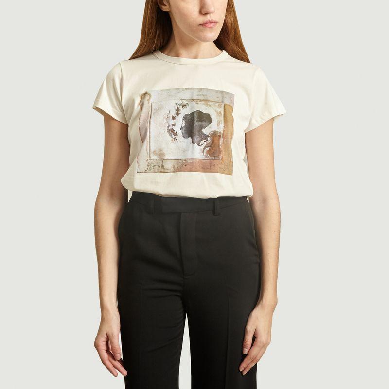 T-Shirt Brando Par Loulou Picasso - agnès b.