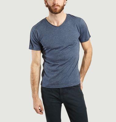 T-Shirt Col V Roller