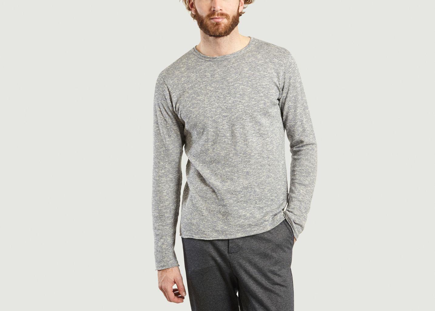 T-Shirt Manches Longues Alcane - agnès b.