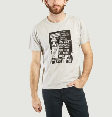 T-Shirt Coulos Pierre Courtin