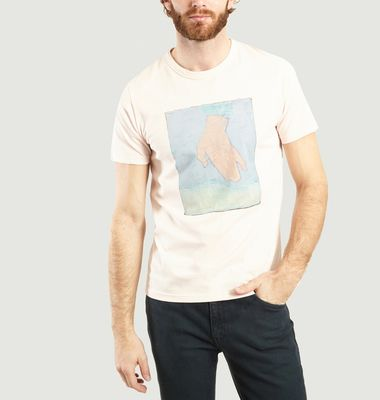 T-shirt d'artiste Simon Martin