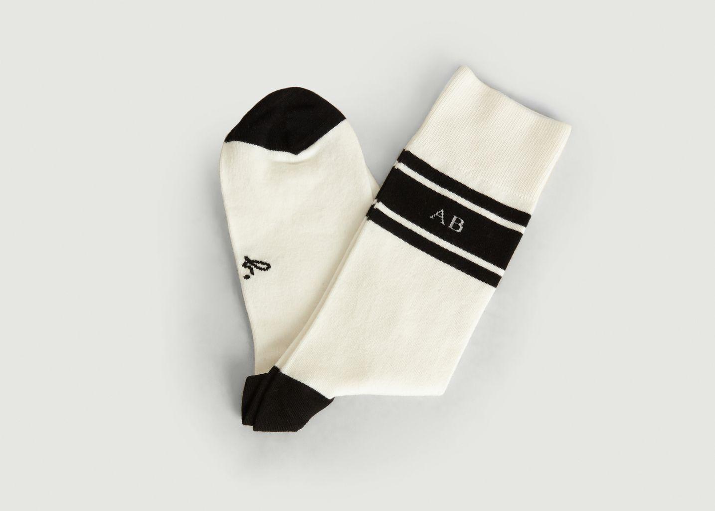 Chaussettes Marcel - agnès b.