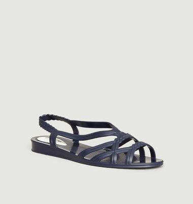 Sandales en plastique Bora