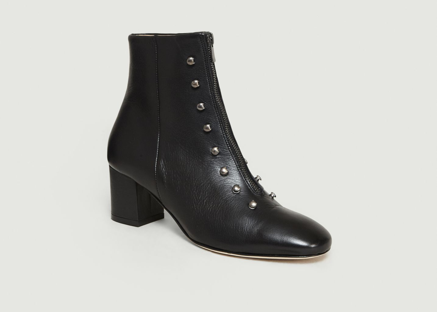Bottines En Cuir Gig - An Hour And A Shower