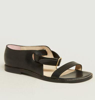 Sandales Plates Miso