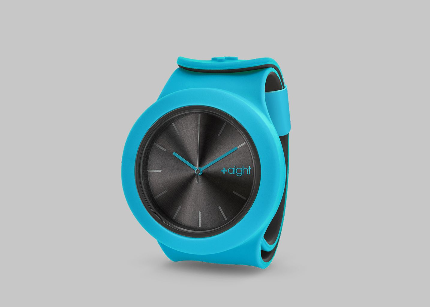 Montre Caribbean Blue - Aight
