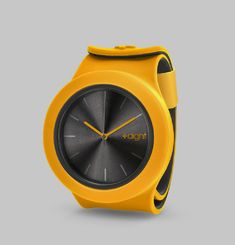 Montre French Mustard