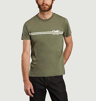 T-shirt recyclé mixte x Faguo