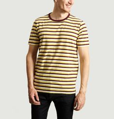 T-shirt Fletcher Stripe