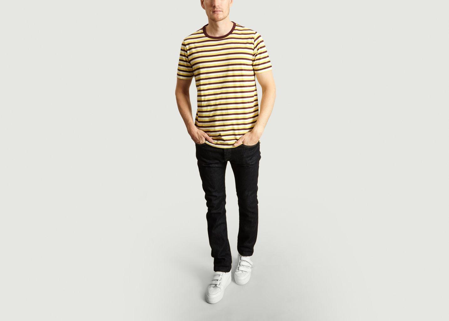 T-shirt Fletcher Stripe - Albam