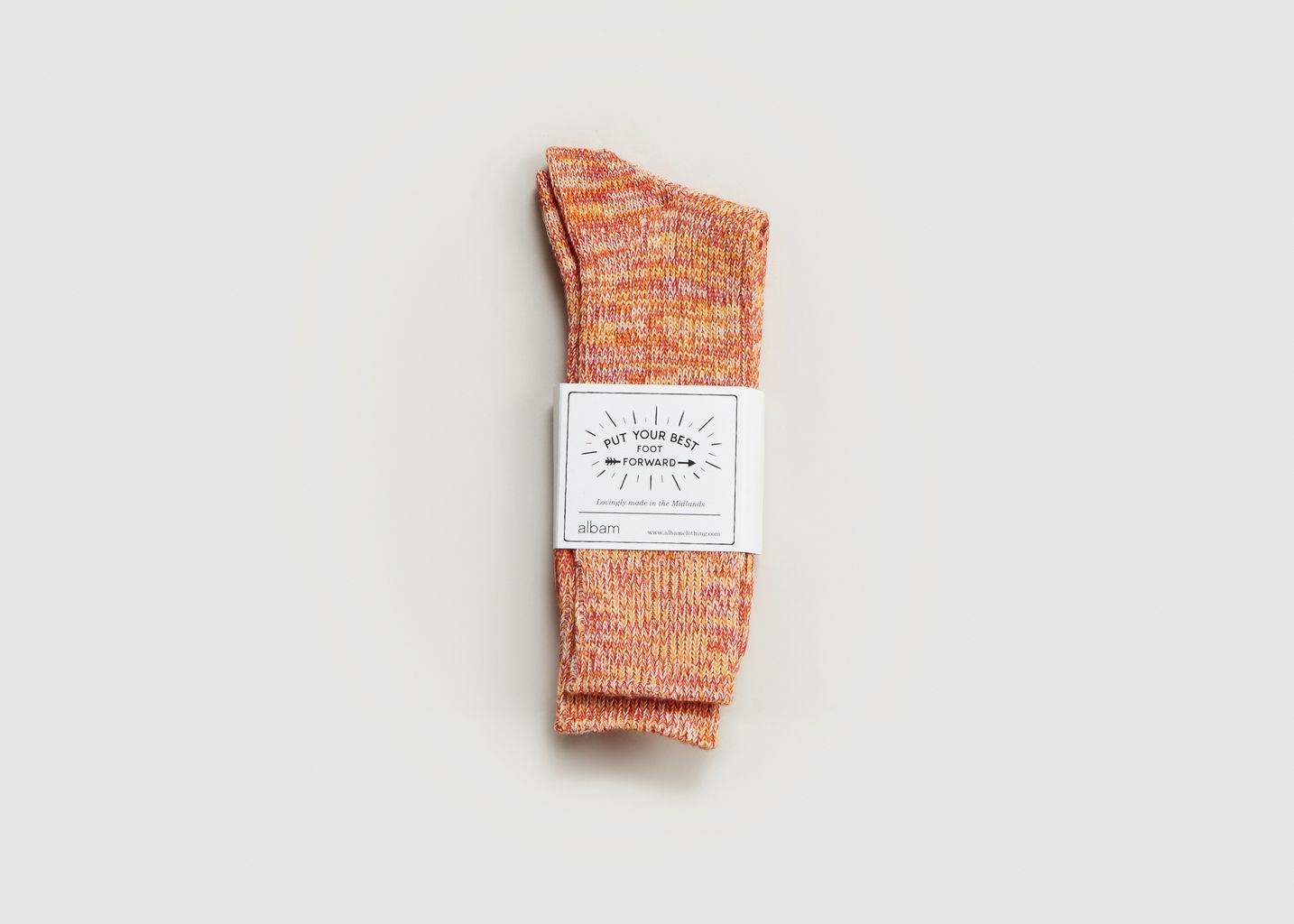 Chaussettes Marl - Albam