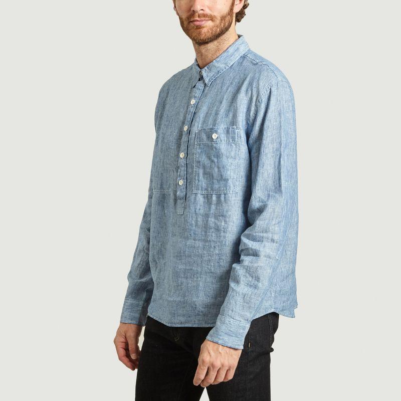 Chemise en lin oversize Pullover Carpenters - Albam