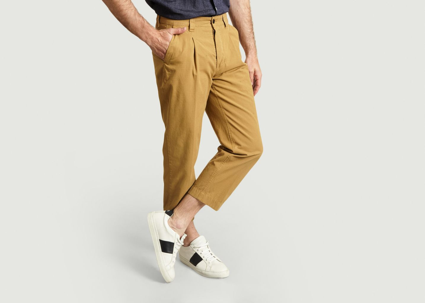 Pantalon GD Ripstop à pinces - Albam