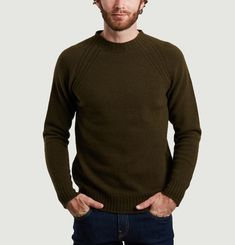 Round neck sweater Albam