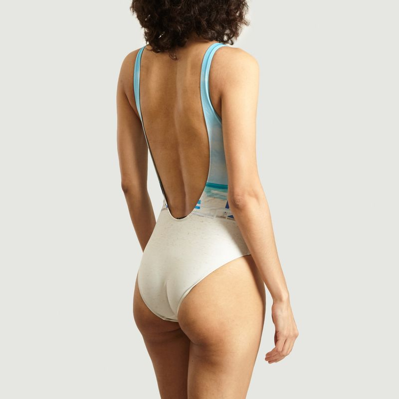 Oriana one-piece swimsuit - Albertine
