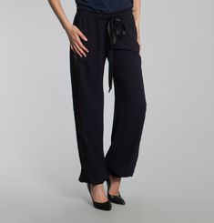 "Tailored ""Jogging"" Pants"
