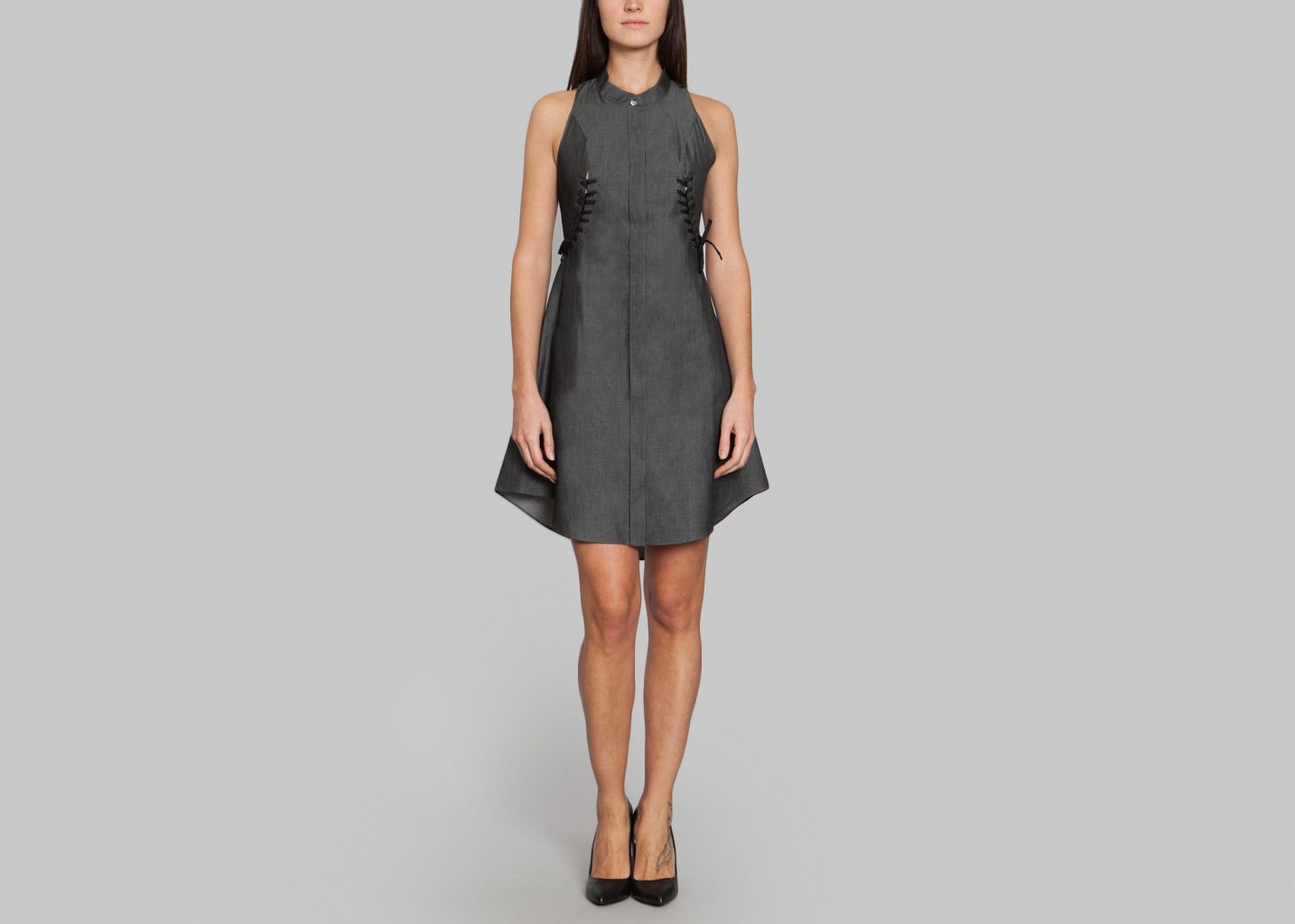 Robe Chambray - Alexis Mabille