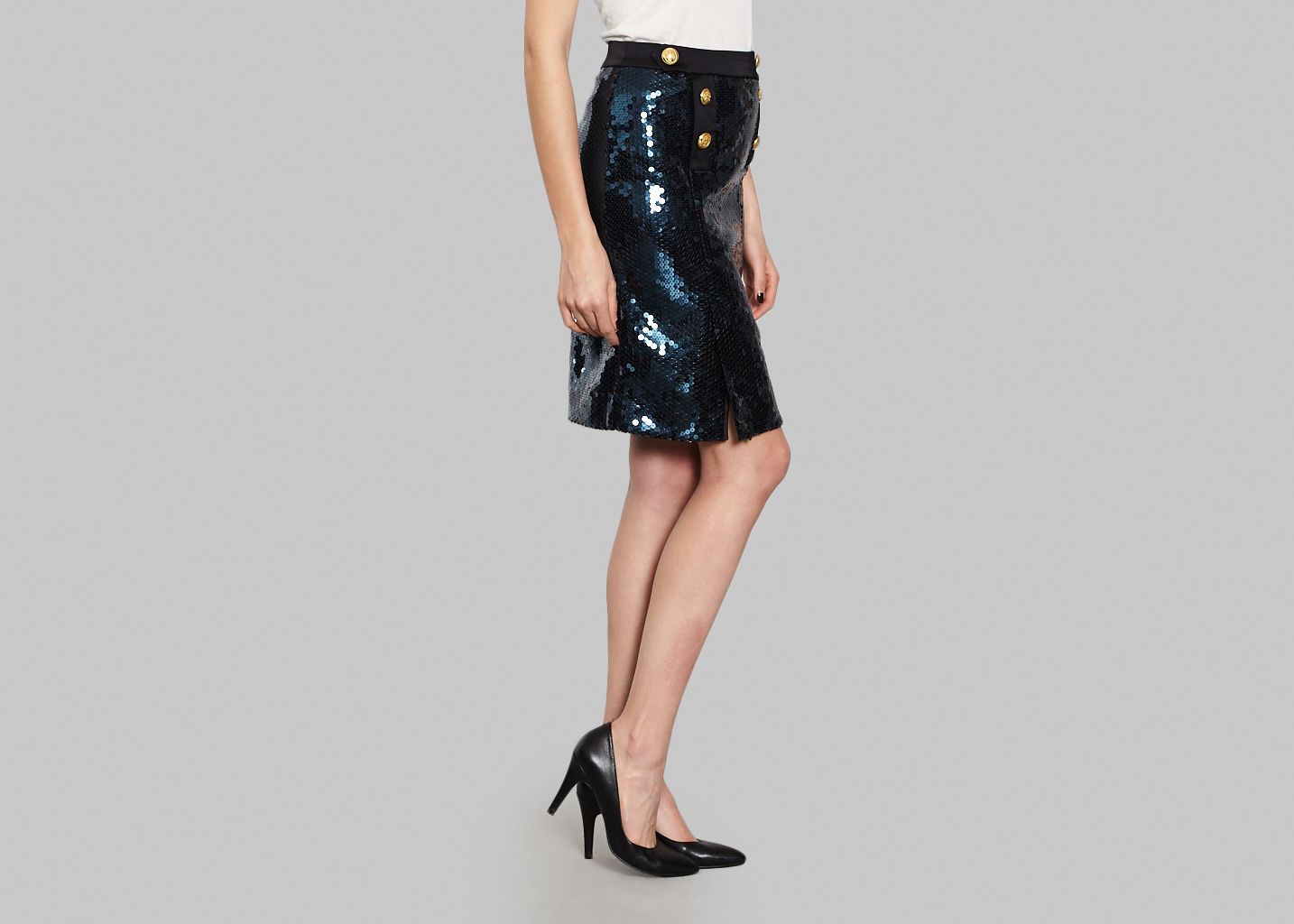 Jupe Sequins - Alexis Mabille