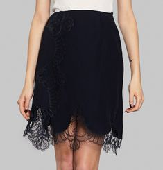 June Lace Skirt