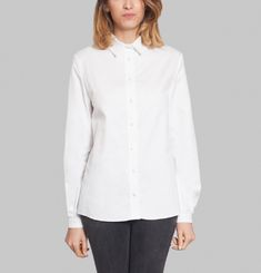 Chemise Formelle Double Boutonnage