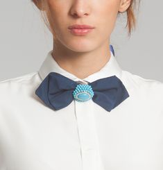 Ring Bow Tie