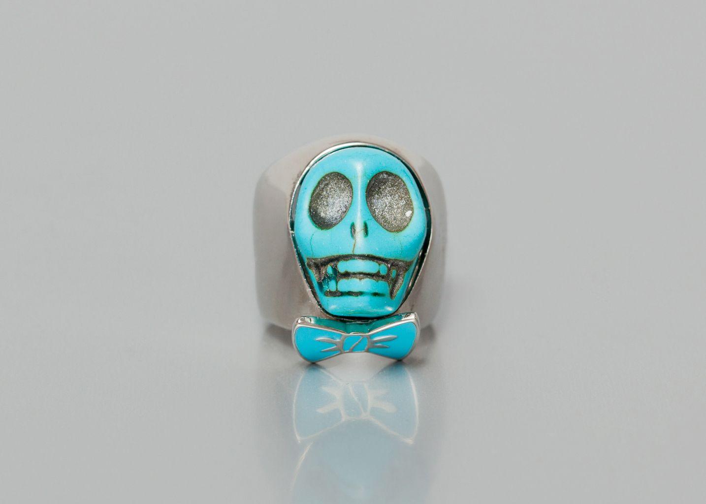 Bague Skull - Alexis Mabille