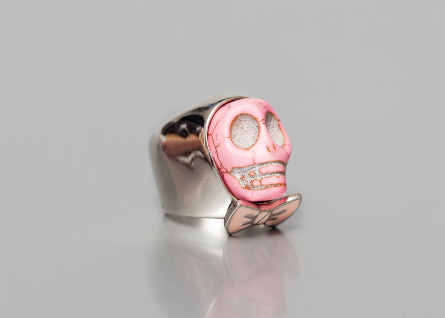 Bague Skull - Alexis Mabille