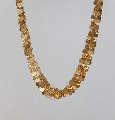 Glitters Long Necklace