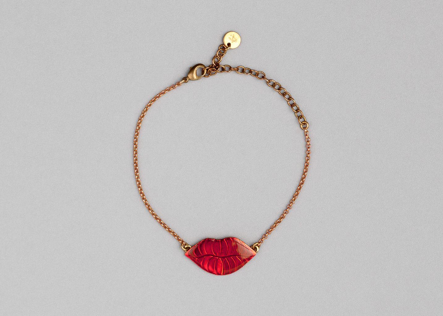 Bracelet Petit Baiser - Alice Hubert