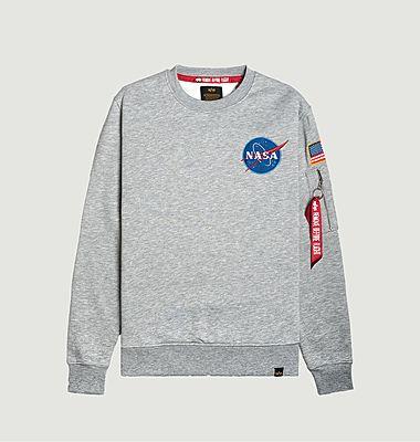 Alpha Industries x NASA Space Shuttle sweatshirt
