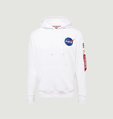 Alpha Industries x NASA Space Shuttle hoodie