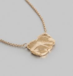 Collier Fragement d'Or