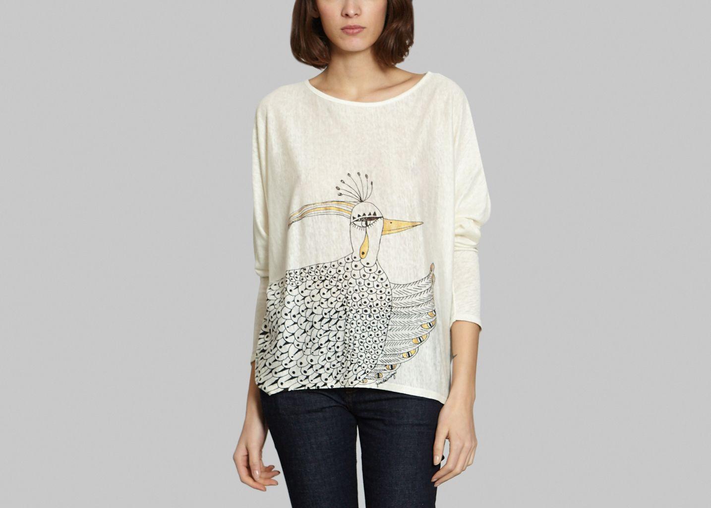 Tshirt Lou Oiseau - Ambrym
