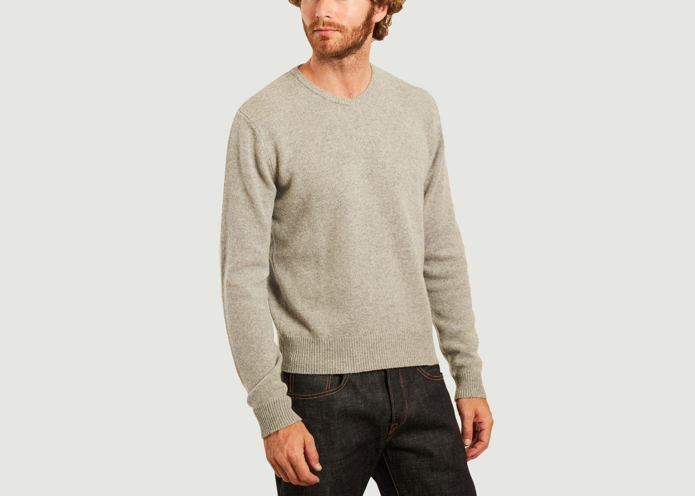 Pull en laine mérinos Soulabay - American Vintage