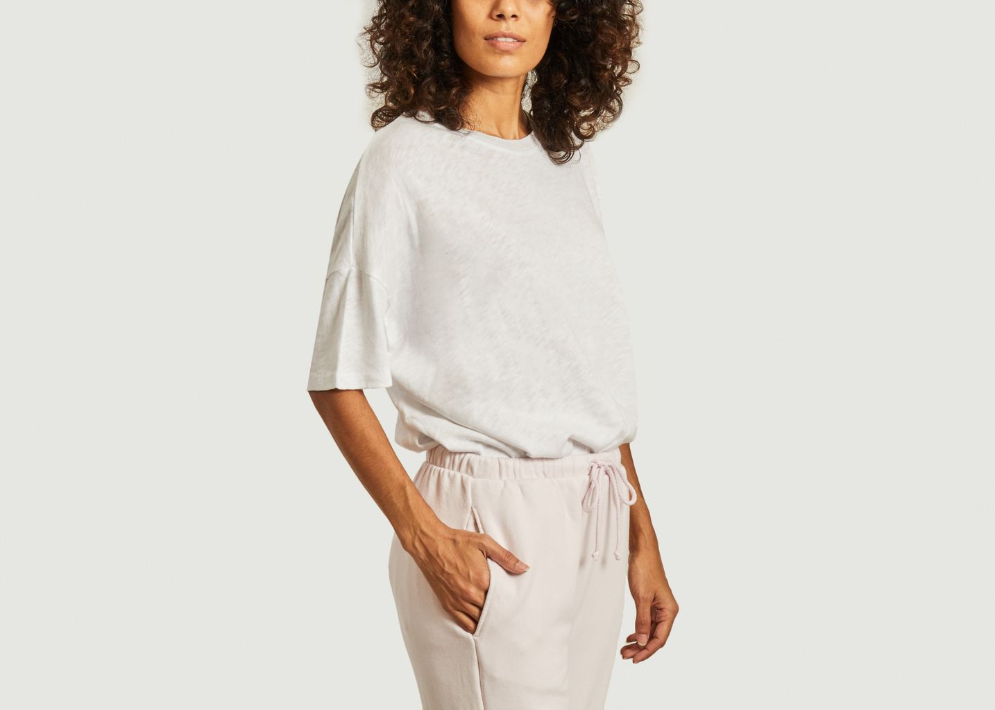 T-shirt Sonoma en coton - American Vintage