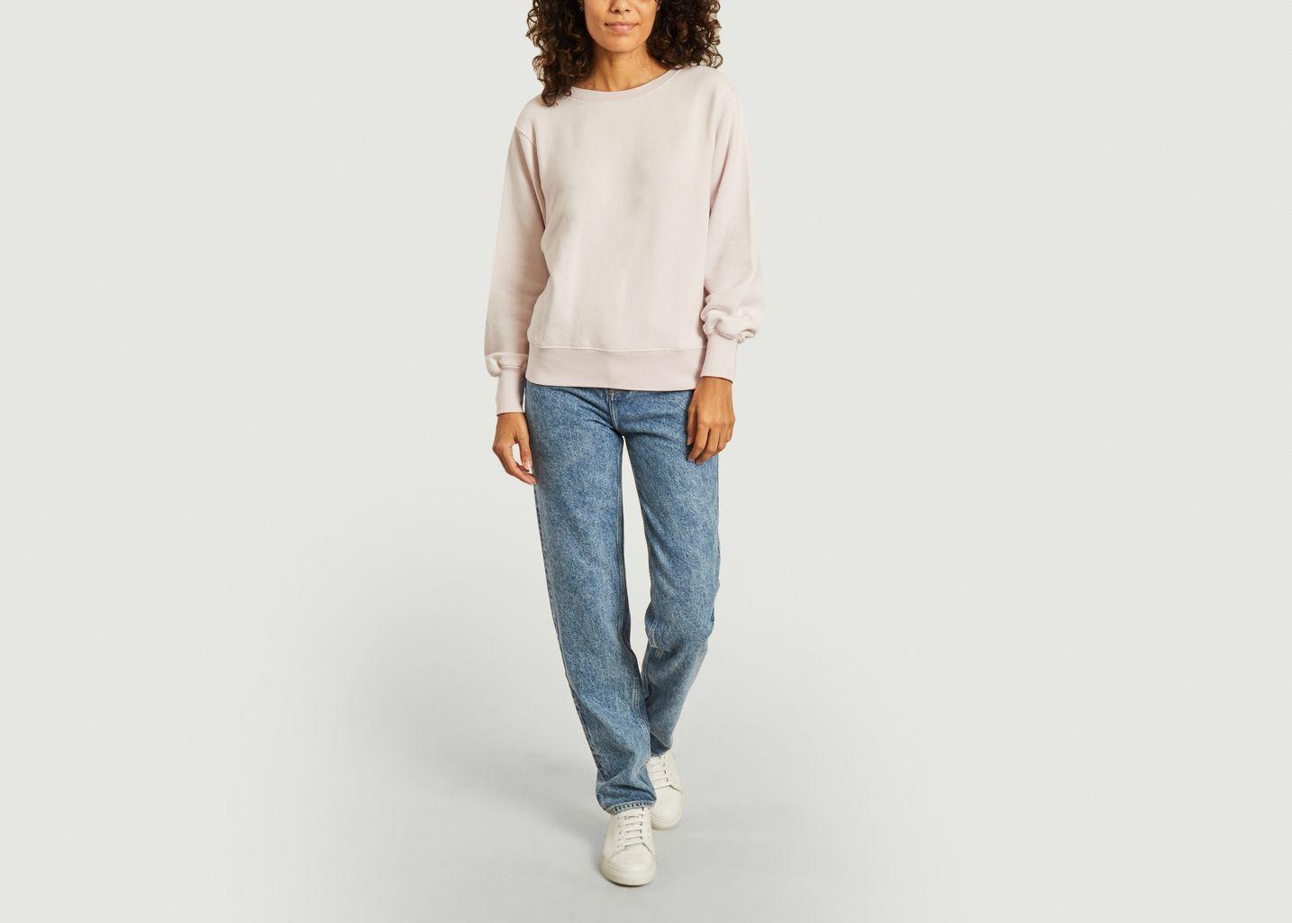 Sweatshirt Fobye en coton biologique  - American Vintage