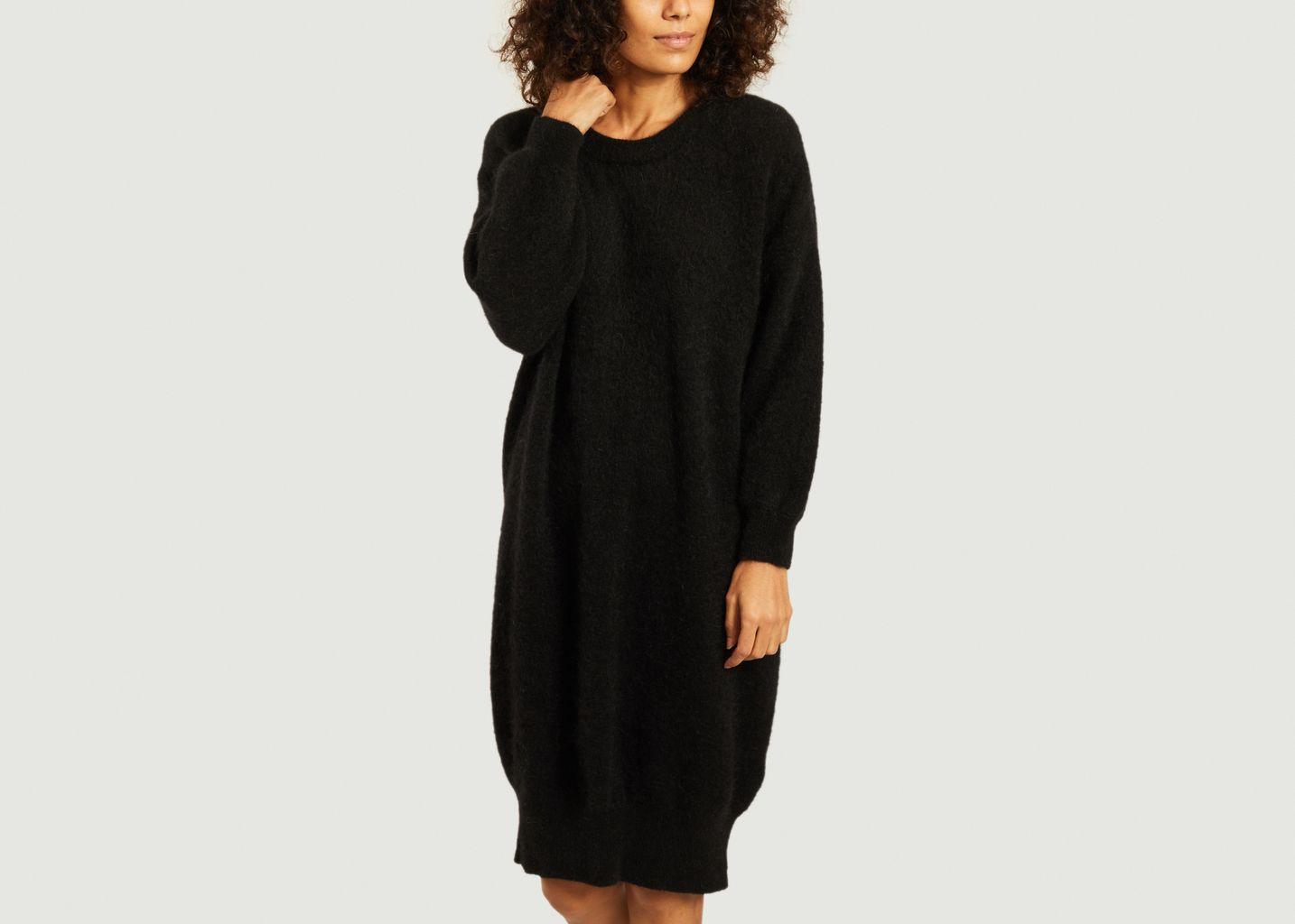 Robe en laine Zabidoo - American Vintage