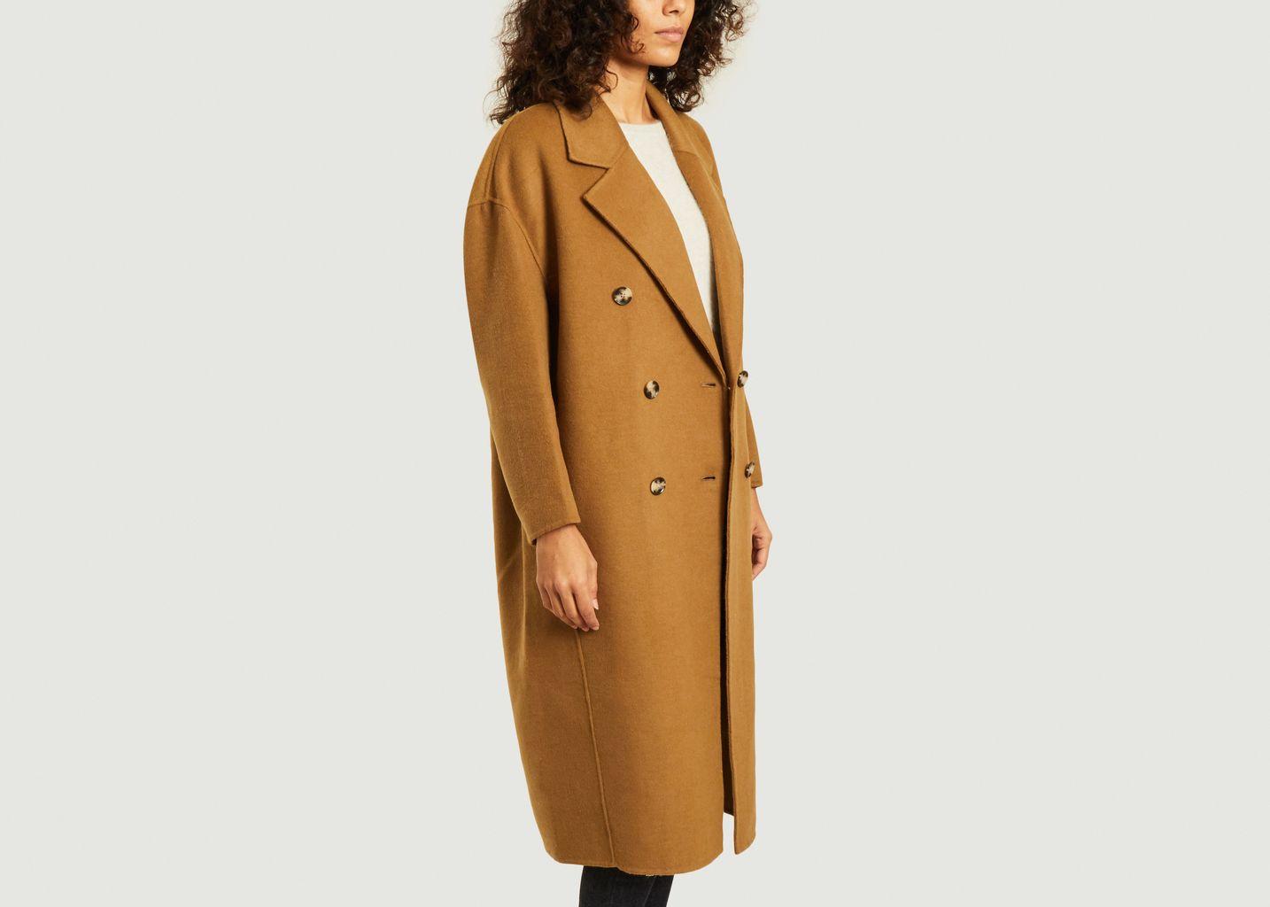 Manteau Dadoulove en laine - American Vintage