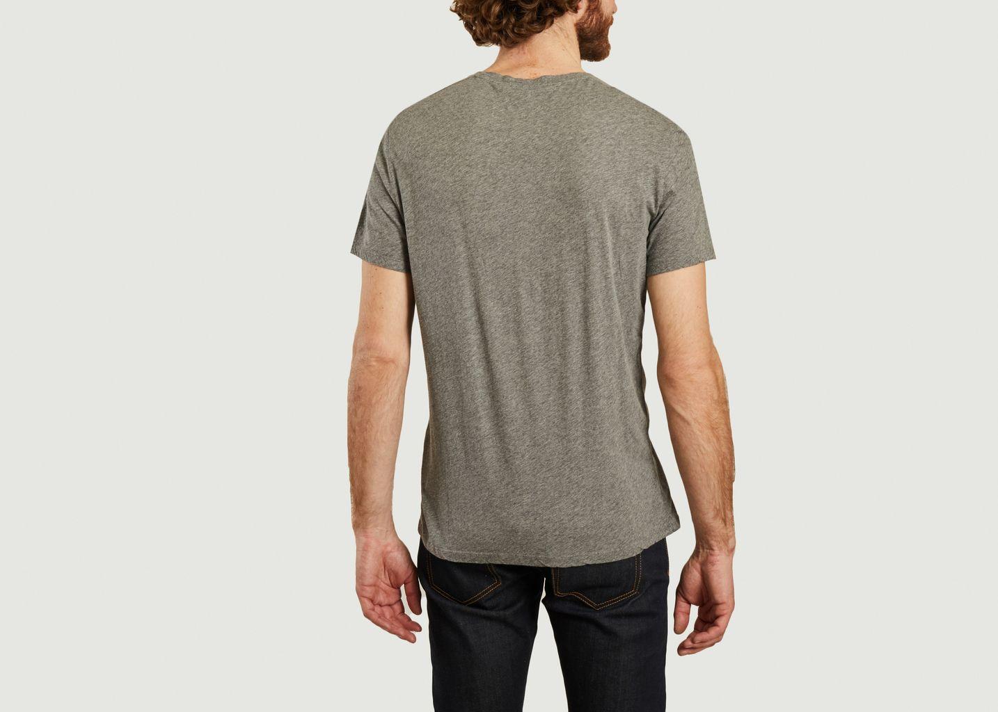 T-shirt Decatur - American Vintage