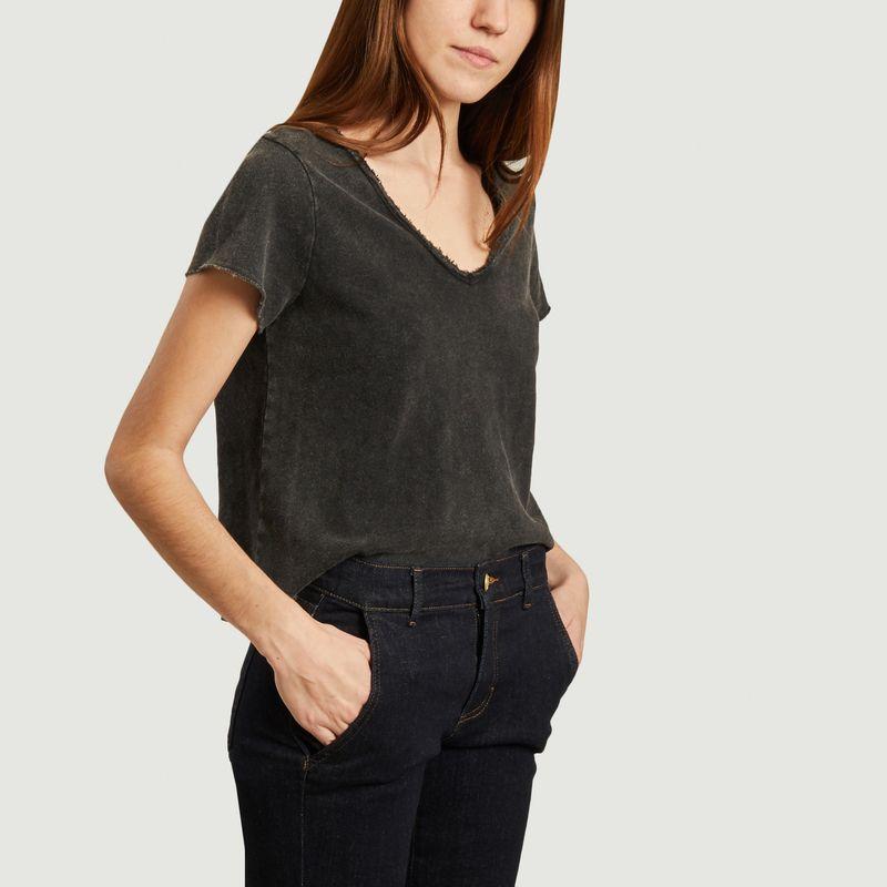 T-shirt en coton Sonoma - American Vintage