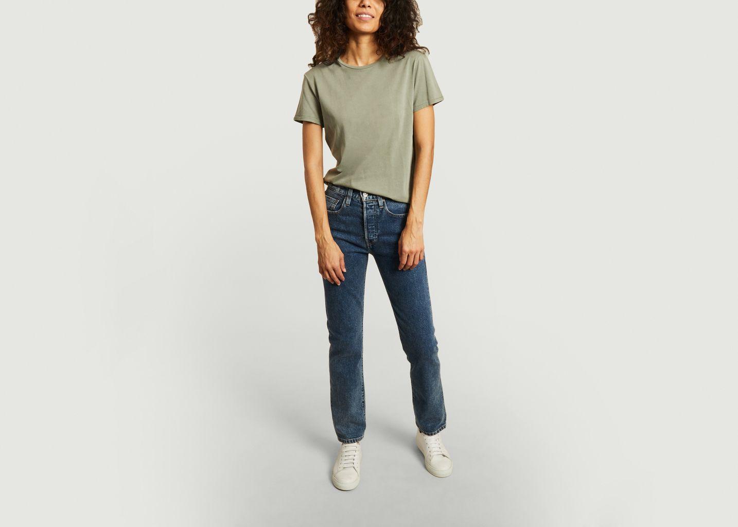 T-shirt Vegiflower - American Vintage