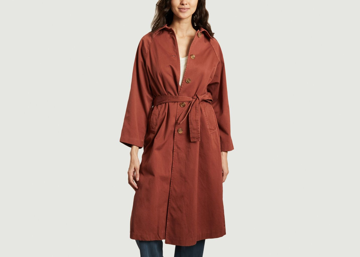Trench Ooklaoma - American Vintage