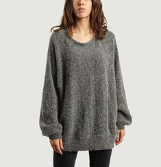 Oversized Hana Jumper