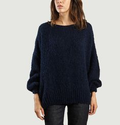 Oversized Boolder Jumper