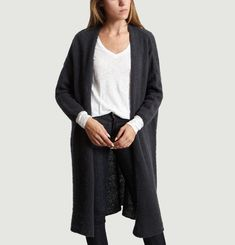 Cardigan Long Vapcloud