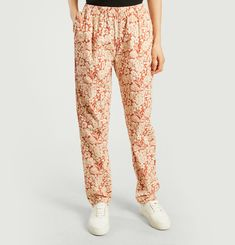 Pizabay Flowered Pant