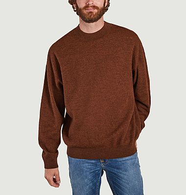 Pull en laine mérinos Tadbow