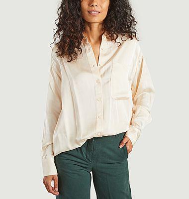 Gintown loose long shirt