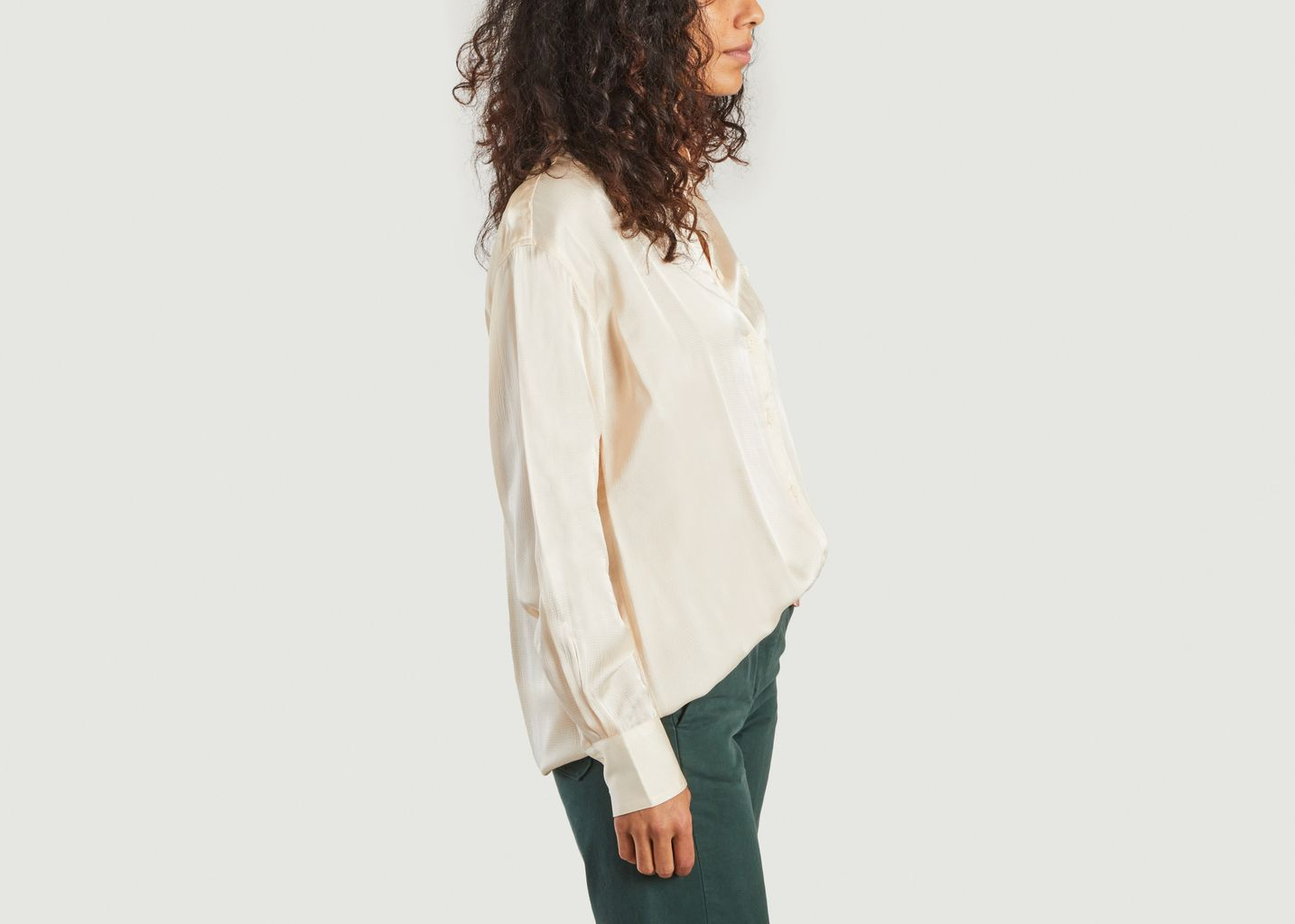 Chemise longue ample Gintown - American Vintage